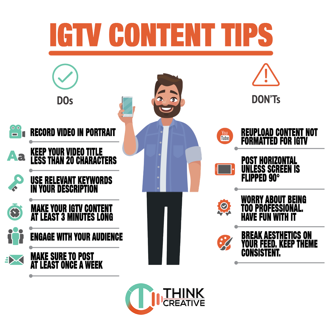 IGTV For Business